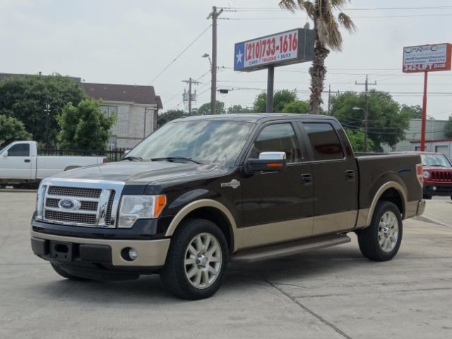 2011 Ford F-150 King-Ranch SuperCrew 5.5-ft. Bed 2WD San Antonio , Texas 2