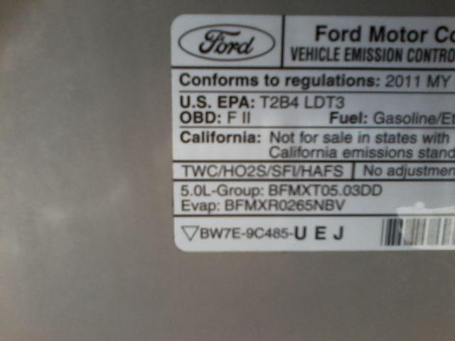 2011 Ford F-150 Lariat 5.0 V8 San Antonio, Texas 20