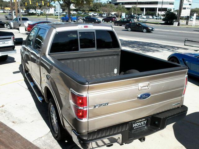 2011 Ford F-150 Lariat 5.0 V8 San Antonio, Texas 4