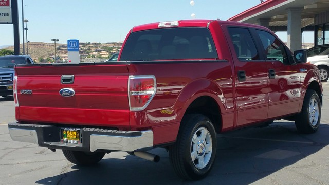 2011 Ford F-150 XLT St. George, UT 5