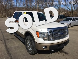 2011 Ford F-150 Lariat in  .