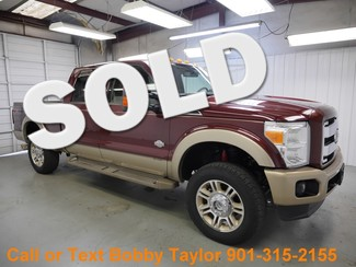 2011 Ford F-250 King Ranch in Memphis Tennessee