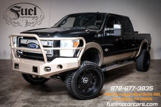 2011 Ford Super Duty F-350 SRW Pickup King Ranch with Many Upgrades in Dallas TX