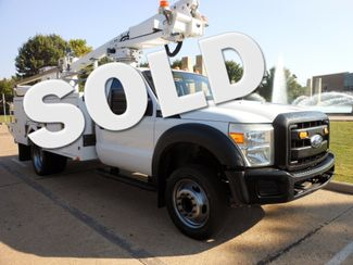 2011 Ford F-450, BUCKET / BOOM TRUCK, One Owner, Fleet XL Irving, Texas