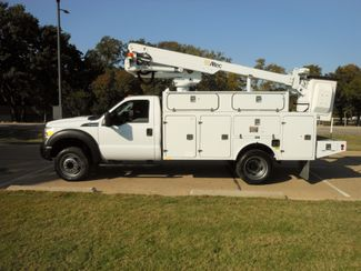 2011 Ford F-450, BUCKET / BOOM TRUCK, One Owner, Fleet XL Irving, Texas 8