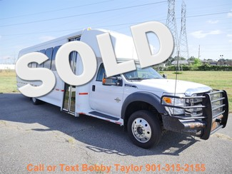 2011 Ford F-550 4X4 22 Passenger Bus XLT in Memphis Tennessee