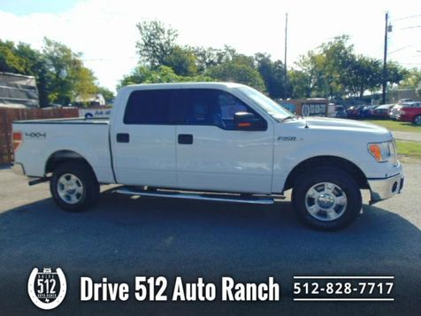 2011 Ford F150 4WD SUPERCREW in Austin, TX