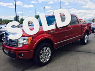2011 Ford F150 PLAT Lariat SuperCrew 5.5-ft. Bed 4WD LINDON, UT