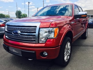 2011 Ford F150 PLAT Lariat SuperCrew 5.5-ft. Bed 4WD LINDON, UT 1