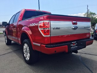 2011 Ford F150 PLAT Lariat SuperCrew 5.5-ft. Bed 4WD LINDON, UT 4