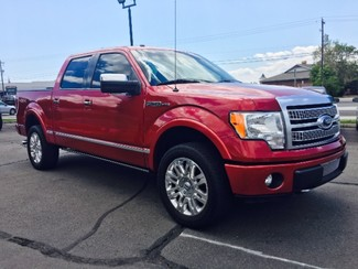 2011 Ford F150 PLAT Lariat SuperCrew 5.5-ft. Bed 4WD LINDON, UT 5