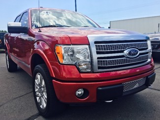 2011 Ford F150 PLAT Lariat SuperCrew 5.5-ft. Bed 4WD LINDON, UT 6