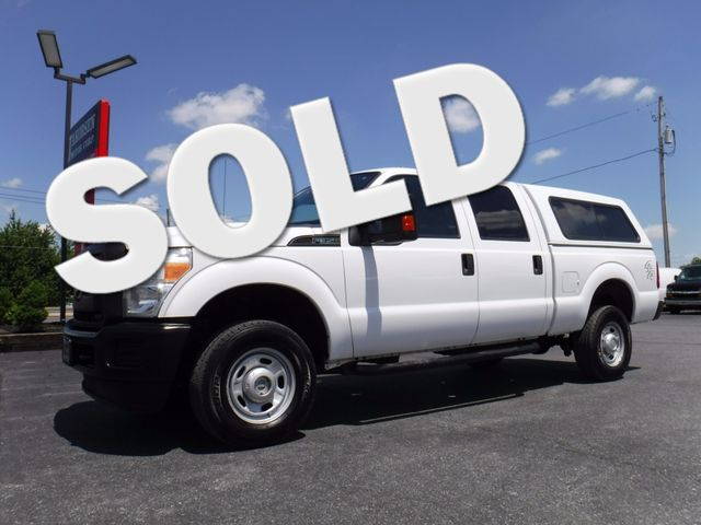 2011 Ford F350  Crew Cab Short Bed XL 4x4 in Ephrata PA