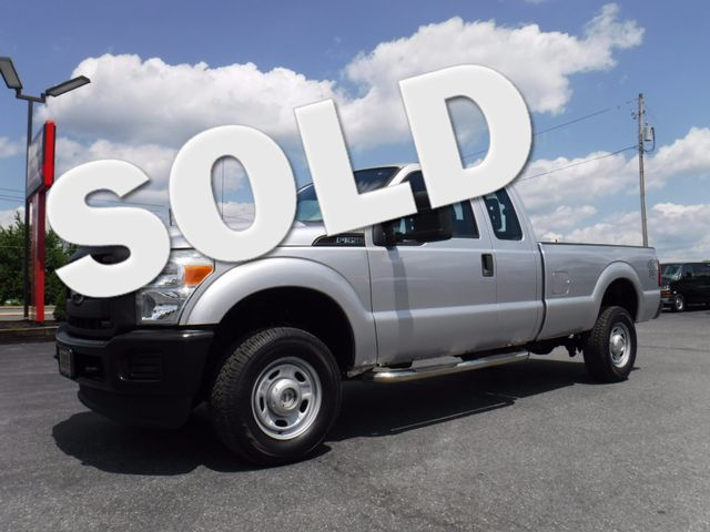 2011 Ford F350 Extended Cab Long Bed XL 4x4 in Ephrata PA