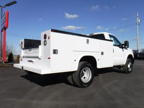 2011 Ford F350  9FT Utility 4x4 in Ephrata, PA