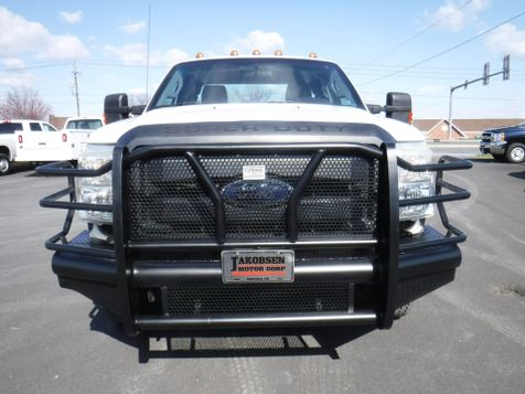 2011 Ford F350 Extended Cab 4×4 with New 8' Knapheide Utility Bed in Ephrata, PA