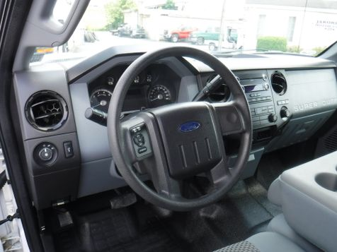 2011 Ford F350 Crew 4x4 with New 8' Knapheide Enclosed Utility in Ephrata, PA