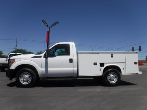 2011 Ford F350 2wd Regular Cab with New 9' Knapheide Utility Bed in Ephrata, PA