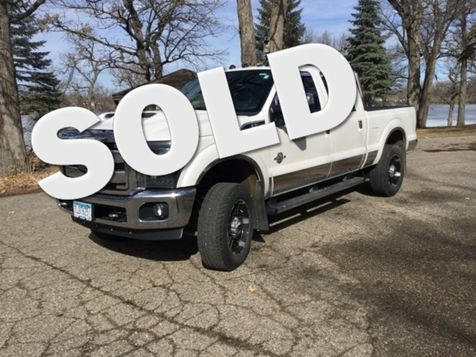 2011 Ford F350SD Lariat in Lake Crystal