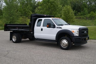 2011 Ford F450 - 11ft Dump Truck - 4WD 6.8L V10 Gas | Dassel, Minnesota | Kingston Auto -[ 2 ]
