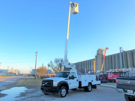 2011 Ford F450 4X4 BUCKET TRUCK  in Fort Worth, TX