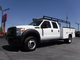 2011 Ford F450 Crew Cab 9FT Utility 4x4 in Lancaster, PA PA