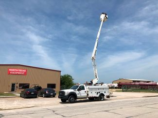 2011 Ford F550 4X4 BUCKET TRUCK in Fort Worth, TX