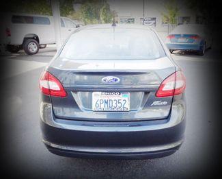 2011 Ford Fiesta S Sedan Chico, CA 7