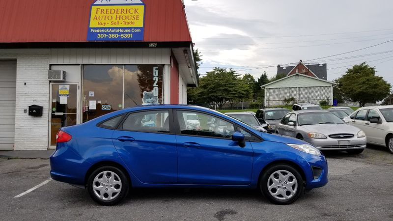 2011 Ford Fiesta SE  in Frederick, Maryland