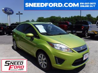 2011 Ford Fiesta SE Sedan in Gower Missouri