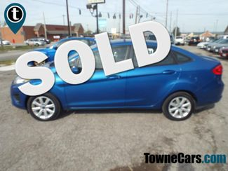 2011 Ford Fiesta SE   Medina, OH   Towne Auto Sales in ohio OH