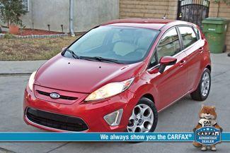 2011 Ford FIESTA SES AUTOMATIC 65K ORIGINAL MLS SERVICE RECORDS Woodland Hills, CA