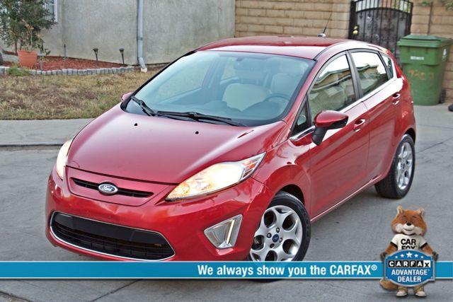 2011 Ford FIESTA SES AUTOMATIC 65K ORIGINAL MLS SERVICE RECORDS Woodland Hills, CA 0