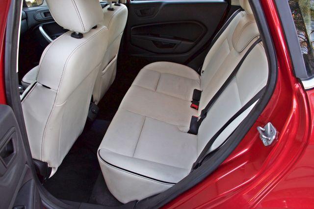 2011 Ford FIESTA SES AUTOMATIC 65K ORIGINAL MLS SERVICE RECORDS Woodland Hills, CA 23