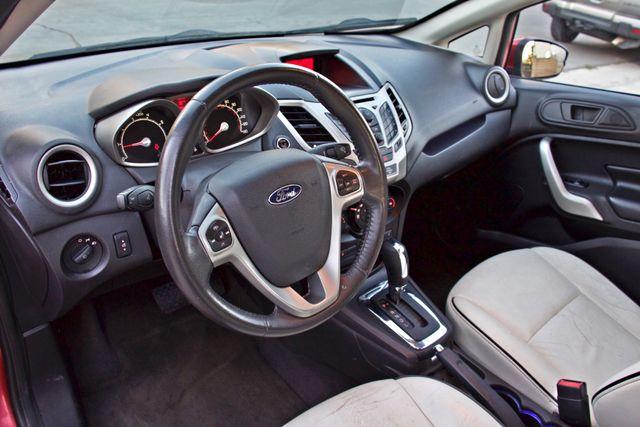 2011 Ford FIESTA SES AUTOMATIC 65K ORIGINAL MLS SERVICE RECORDS Woodland Hills, CA 19