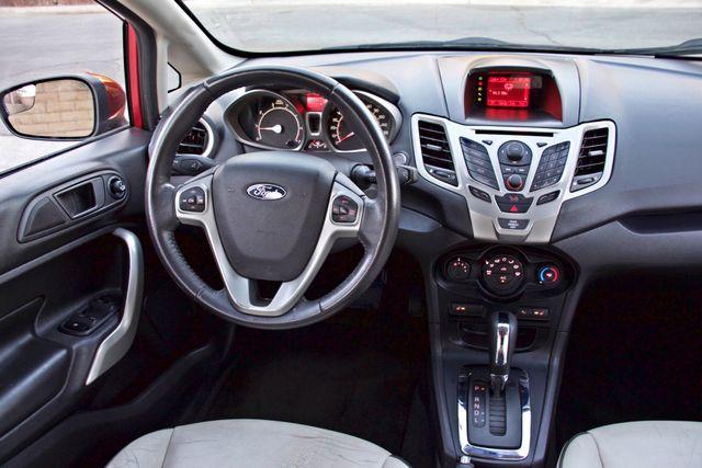 2011 Ford FIESTA SES AUTOMATIC 65K ORIGINAL MLS SERVICE RECORDS Woodland Hills, CA 21
