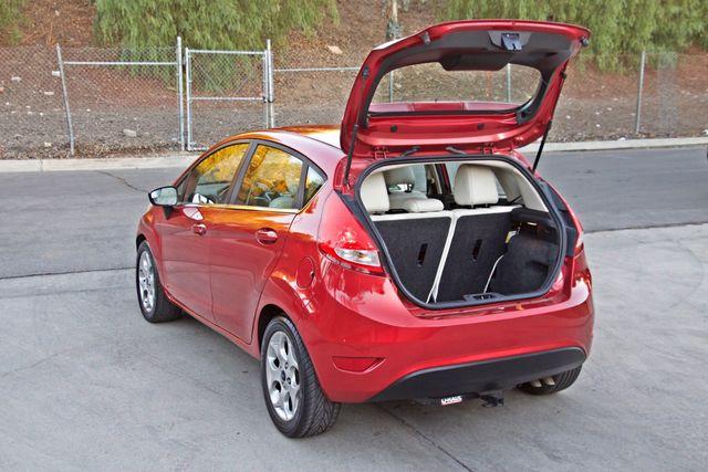 2011 Ford FIESTA SES AUTOMATIC 65K ORIGINAL MLS SERVICE RECORDS Woodland Hills, CA 11