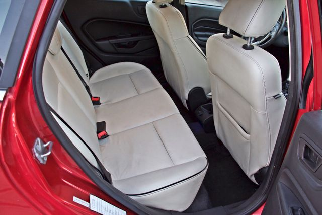 2011 Ford FIESTA SES AUTOMATIC 65K ORIGINAL MLS SERVICE RECORDS Woodland Hills, CA 17