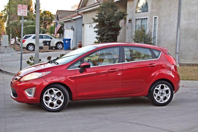 2011 Ford FIESTA SES AUTOMATIC 65K ORIGINAL MLS SERVICE RECORDS Woodland Hills, CA 2