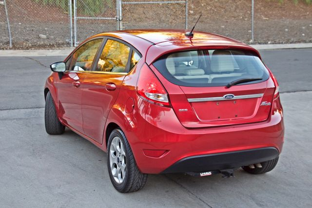 2011 Ford FIESTA SES AUTOMATIC 65K ORIGINAL MLS SERVICE RECORDS Woodland Hills, CA 3