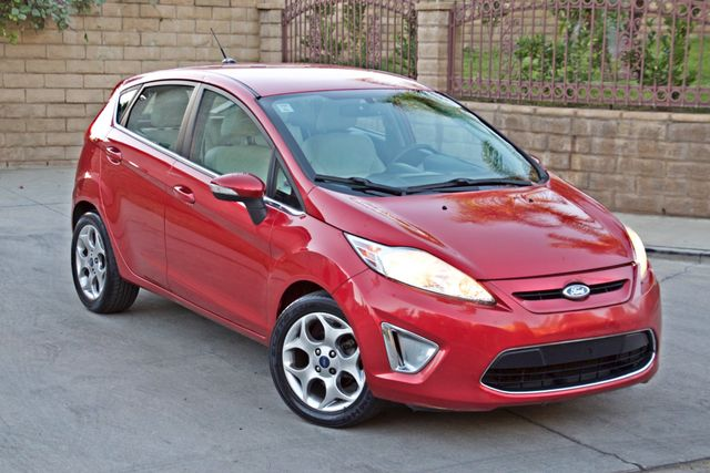 2011 Ford FIESTA SES AUTOMATIC 65K ORIGINAL MLS SERVICE RECORDS Woodland Hills, CA 7