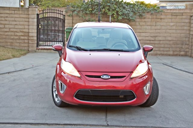 2011 Ford FIESTA SES AUTOMATIC 65K ORIGINAL MLS SERVICE RECORDS Woodland Hills, CA 8