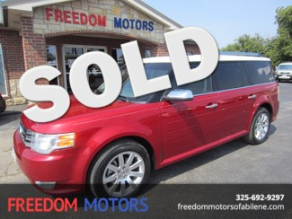 2011 Ford Flex Limited Abilene, Texas