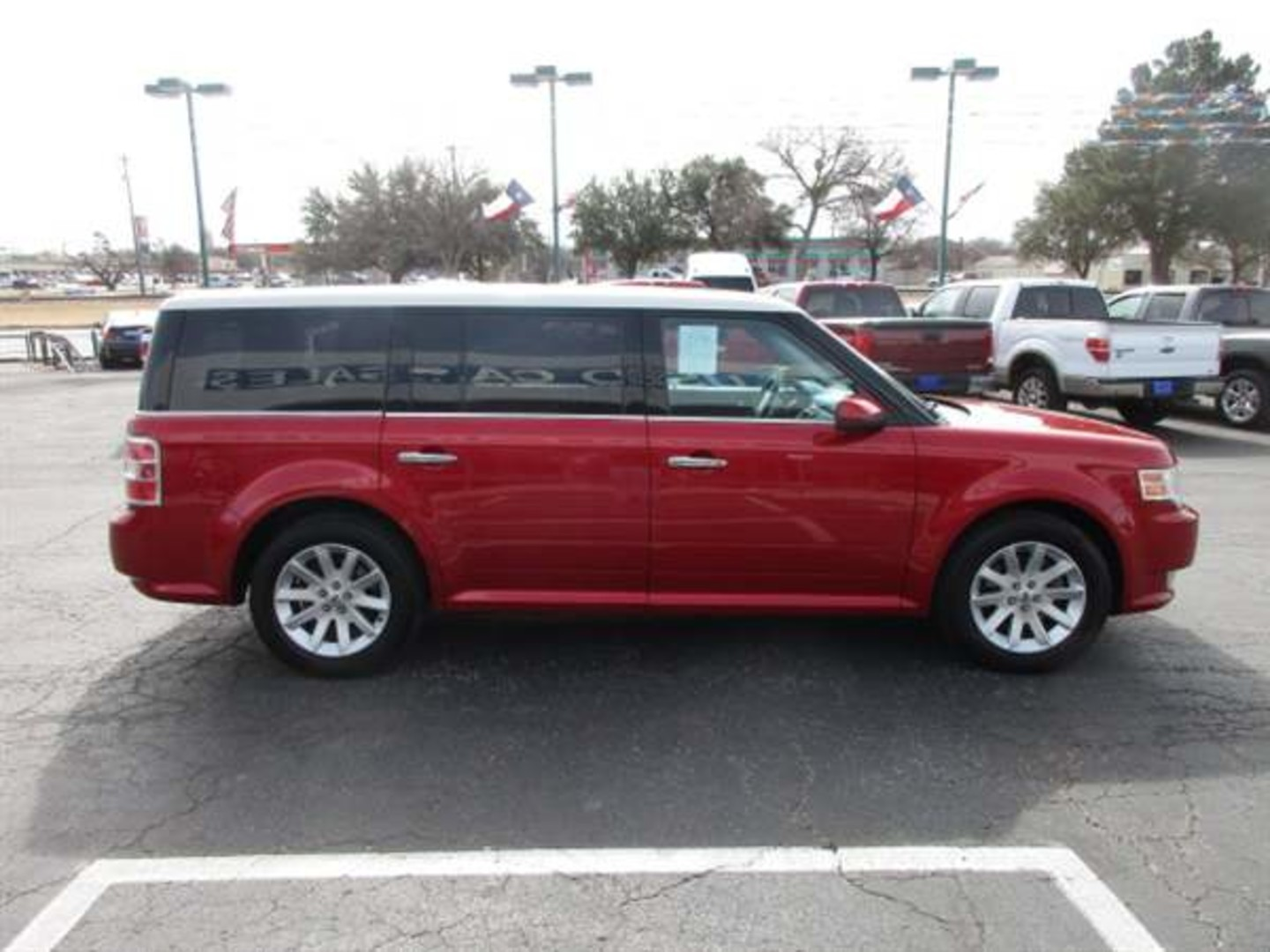 2011 ford flex sel abilene tx abilene used car sales. Black Bedroom Furniture Sets. Home Design Ideas