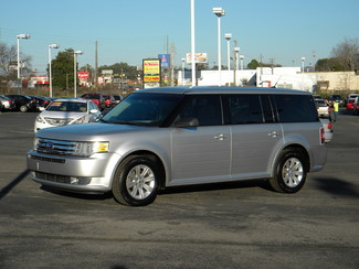 2011 Ford Flex in dalton, Georgia
