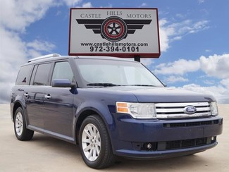 2011 Ford Flex SEL, Heated Seats, Bluetooth, 3rd Row | Lewisville, Texas | Castle Hills Motors in Lewisville Texas