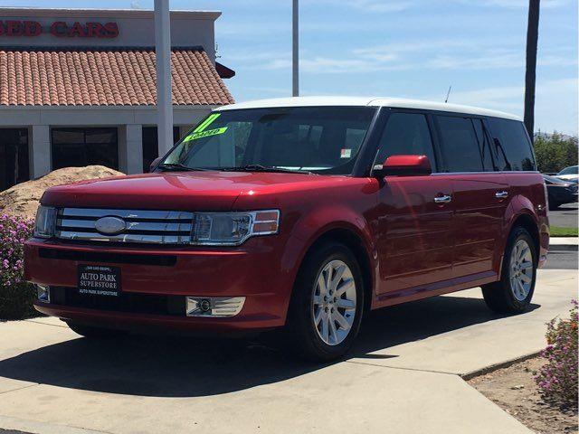 2011 Ford Flex SEL | San Luis Obispo, CA | Auto Park Sales & Service in San Luis Obispo CA