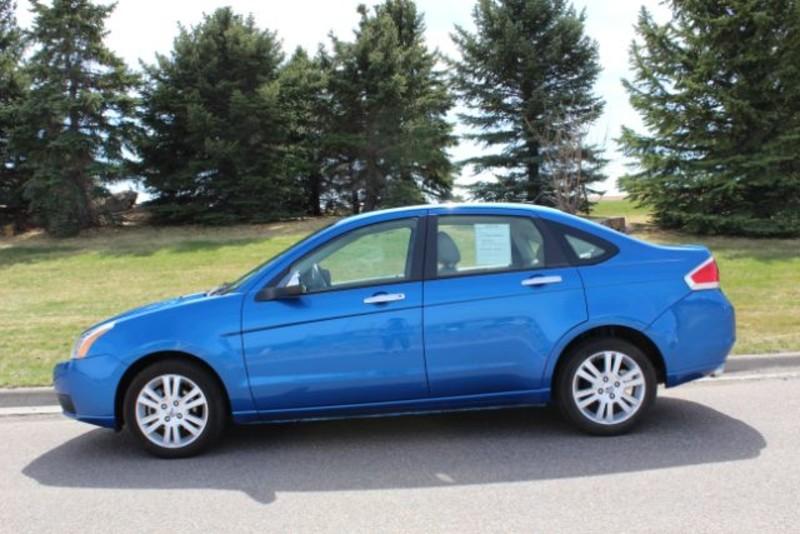 2011 Ford Focus Sel City Mt Bleskin Motor Company