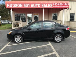 2011 Ford Focus in Myrtle Beach South Carolina