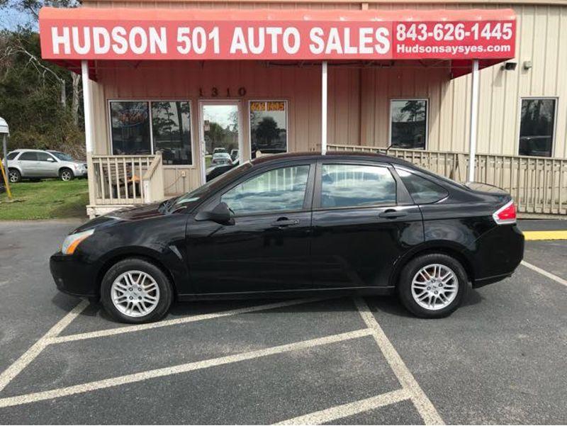 2011 Ford Focus SE | Myrtle Beach, South Carolina | Hudson Auto Sales in Myrtle Beach South Carolina